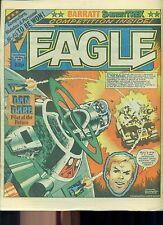 EAGLE weekly British comic book May 12 1984 VG+