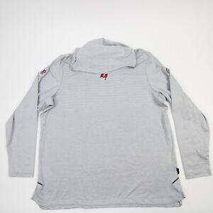Tampa Bay Buccaneers Nike OnField Sweatshirt Men's Gray Used