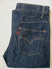 LEVI'S TYPE 5 TWISTED ENGINEERED JEANS W28 L34 BLUE STRAUSS LEVG187 #