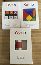 Osmo Base, Tangram, And Numbers