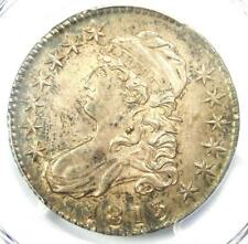 1813 Capped Bust Half Dollar 50C O-105 - PCGS AU58 - Near MS/UNC - $2,750 Value!