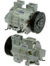 New Compressor And Clutch 20-11570 Omega Environmental