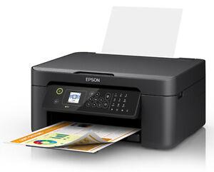 Epson WorkForce WF-2810 Multi-Function Printer with Wireless, Auto 2-Sided Print
