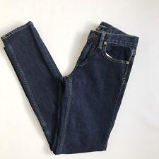 Ralph Lauren Women's Dark Wash Skinny Denim Jeans Size 26