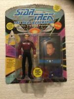 "Star Trek TNG Q, 5"" Action Figure, 1993"