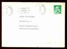 Spain 1989 Cover To Germany #C10452