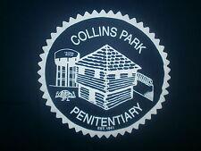 COLLINS PARK WATER TREATMENT PLANT T SHIRT Penitentiary Toledo Ohio City Seal LG