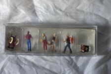 Travellers HO Scale Figures- Preiser 10470 1:87 Scale