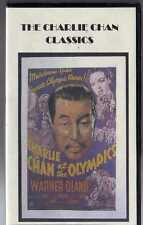CHARLIE CHAN AT THE OLYMPICS 1937 VHS