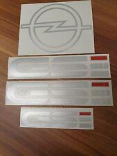 Aufkleber GSI Kadett E Opel