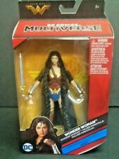 DC Multiverse WONDER WOMAN 6 inch action figure (Collect & Connect Ares)