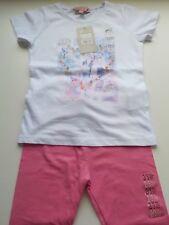 Ensemble fille 2/3 ans  Z génération Lisa Rose 2 pièces t shirt/légging neuf