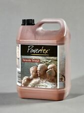 Powertex Textilhärter Terracotta 5000g