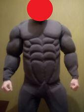 Muscle suit / Costume Halloween, Wolverine, Batman, Venom, Hulk, Rembo, Thor