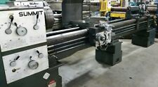 Pre-owned Summit Engine Lathe
