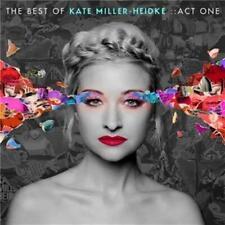KATE MILLER-HEIDKE The Best Of: Act One 2CD NEW