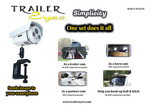 WiFi Horse trailer Camera, Trailer Eyes Te-0218 Simplicity