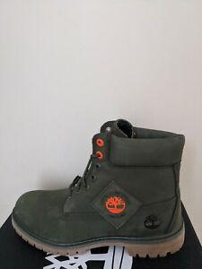Timberland Men's 6-Inch Premium  Waterproof  Boots NIB