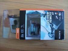 SONY HDR-AS100VR HD WEARABLE ACTION CAM WATERPROOF LIVE-VIEW REMOTE KIT NEW SEAL
