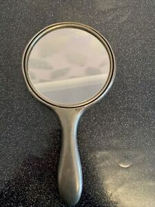 Antique Vintage Hand Held Mirror