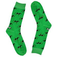 Milk The Cow Socks Green