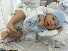 "CHERISH DOLLS NEW REBORN DOLL BABY BOY ALEX FAKE BABIES REALISTIC 22"" NEWBORN"