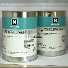 1kg (2.2 lb) Molykote X5-6020 GREASE #NC9