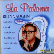 Billy Vaughn - La Paloma - CD