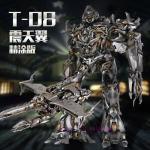 Weijiang Transformers T-08 Megatron Enlarge Boutique Version Action Figure Stock