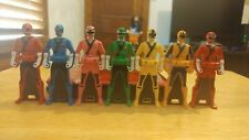 Shinkenger Ranger Key Set Power Rangers Samurai Gokaiger Super Sentai