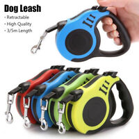 Training Retractable Traction Rope Dog Leash Lead For Small Medium Dogs Cats