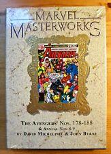 Marvel Masterworks Avengers 18 variant 258 new and sealed