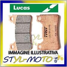 PASTIGLIE ANT SINTERIZZATE TRW MCB572SRQ APRILIA RS 125 EXTREMA, REPLICA 1997
