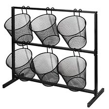 New Retails Mesh Basket Retail Counter Displays 20 in. W x 9 in. D x 19 in. H
