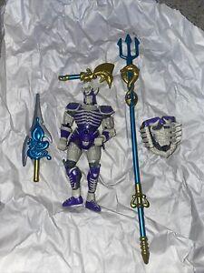 "Mystic Knights of Tir Na Nog Ice Lord of Temra 6"" Figure Bandai 1998"