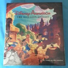 DISNEY ANIMATION - INSCRIBED BY FRANK THOMAS & OLLIE JOHNSTON