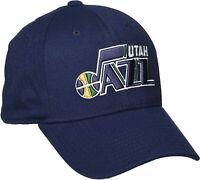 adidas Utah Jazz Cap Structured Flex Fit Hat NBA Headwear