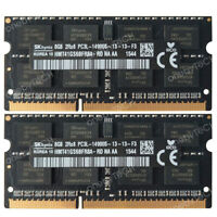 For Hynix 16GB 2x8GB PC3L-14900S DDR3-1866 MHz 204Pin SODIMM CL13 NON ECC Memory