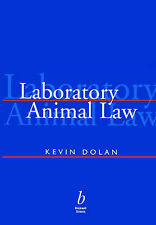 Laboratory Animal Law, Dolan, Kevin, Used; Good Book