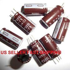 10pcs-1500uF / 1500MF 6.3V NCC RADIAL ELECTROLYTIC MOTHERBOARD CAPACITOR 10X20MM