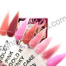 wapizima rosas colección 8 tonos powdered acrylic