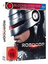 ROBOCOP 1 2 3 uncut collection NANCY TUTTI PETER WELLER 3 Blu-Ray Box Collection