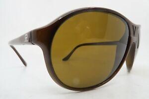 Vintage Vuarnet POUILLOUX sport sunglasses etched V mens medium France