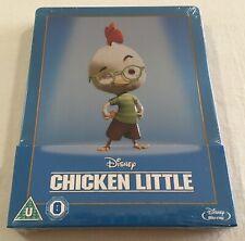 Chicken Little (2005) - Limited Ed. Steelbook Blu-Ray Region Free | Rare | New
