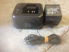 ICOM  BC-119 With AD-94 and Power Cable BC123A