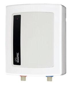 Mini Durchlauferhitzer Übertisch Untertisch 230V Steckerfertig 3,5 kW Steckdose