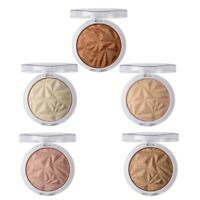 HANDAIYAN Highlighter Makeup Bronzers Powder Face Contour Shimmer Palette E0Xc