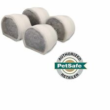 Drinkwell Charcoal Filters 4 Pack for Avalon & Pagoda Fountains PAC00-13906