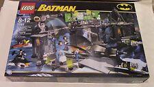 Lego The Batcave The Penguin and Mr. Freeze's Invasion Set #7783 COMPLETE Batman