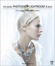 The Adobe Photoshop Lightroom 3 Book: The Complete Guide for-ExLibrary